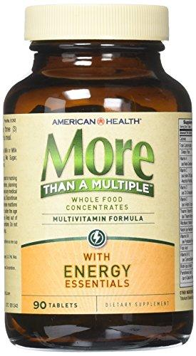 More Than A Multiple Energy Supplements American Health  (10030532547)