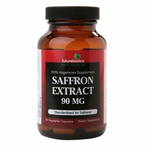 Saffron Extract 90 Mg Supplements Futurebiotics  (10030955011)