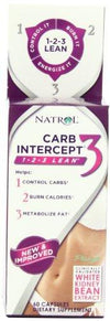 Carb Intercept 3 Supplements Natrol