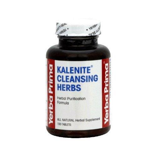 Kalenite Cleansing Herbs Health & Wellness/Greens Yerba Prima  (10031995395)