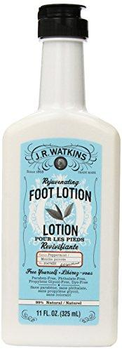 Foot Cream Rejuvenating Personal Care J.R. Watkins  (10031148867)
