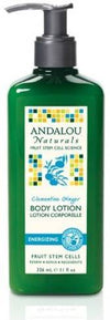 Energizing Body Lotion