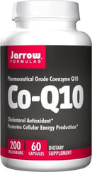 Co-Q10 200mg Supplements Jarrow Formulas  (10031154307)