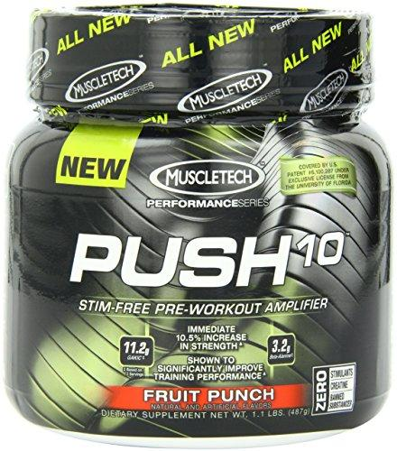 Push 10 Sports Nutrition Muscletech  (10030046723)