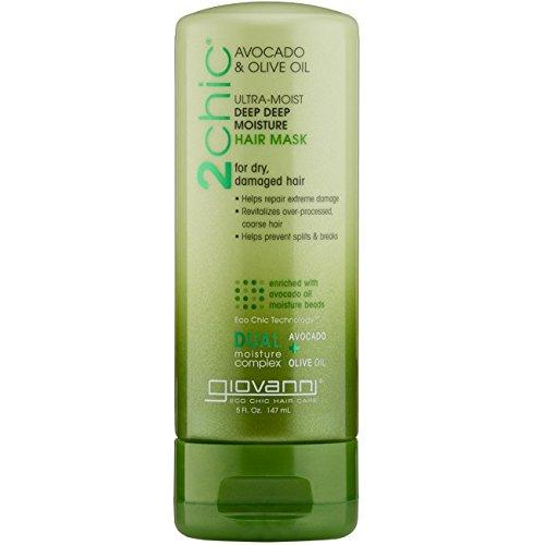 2chic Avocado Deep Moisture Hair Mask Personal Care Giovanni Organic Cosmetics  (10030987011)
