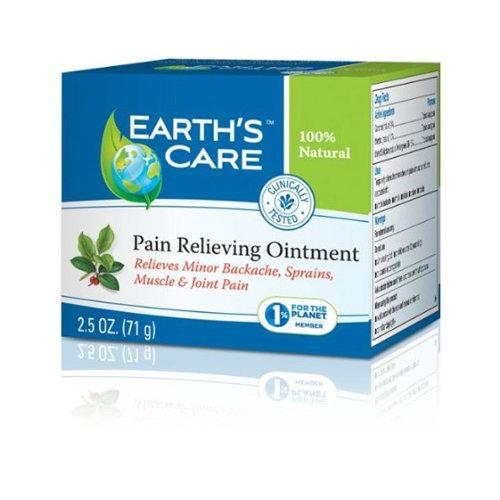 Pain Relieving Ointment Health & Wellness Earths Care  (10029436227)
