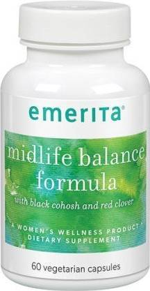 Menopause Plus Formula Supplements Emerita  (10030848579)
