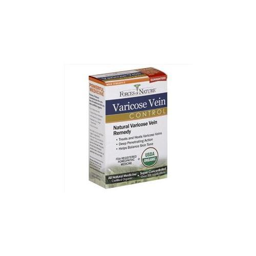 Varicose Vein Control Supplements Forces of Nature  (10030935747)