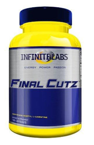 Final Cutz Fat Burner - Clearance