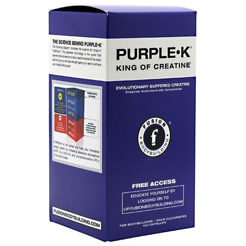 Purple K Sports Nutrition/Creatine/Creatine Sales! Fusion BodyBuilding  (10030947139)