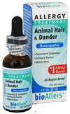 bioAllers Animal Hair/Dander Allergy Supplements Natra-Bio
