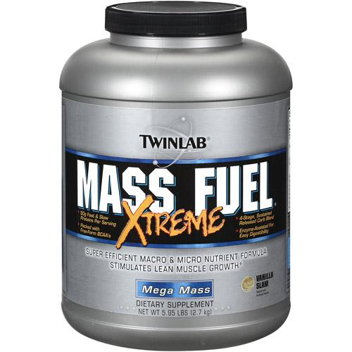 Mass Fuel Xtreme Sports Nutrition/Weight Gain Powders Twinlab  (10031914883)