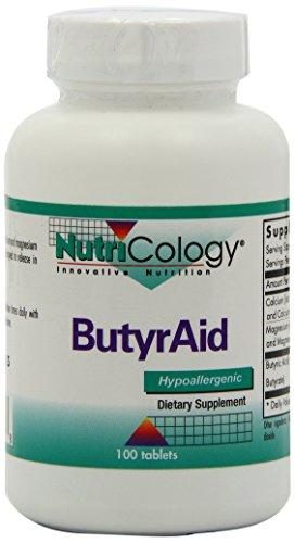 ButyrAid Supplements Nutricology  (10031556355)