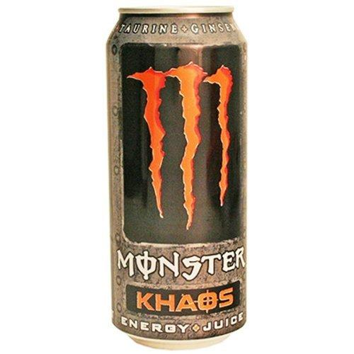 Monster Khaos Energy+Juice Energy & Sports Drinks Monster Energy  (10031315715)