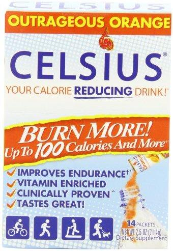 Celsius On-The-Go Packet Supplements Celsius  (10028891395)