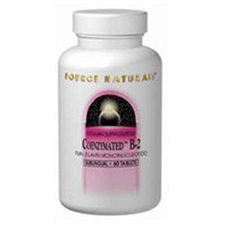 Coenzymated B-2 Sublingual 25mg Supplements Source Naturals  (10031779075)