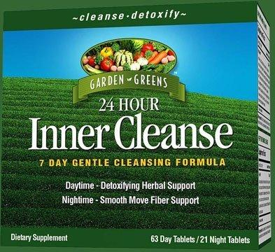 Inner Cleanse Supplements Garden Greens  (10030959235)