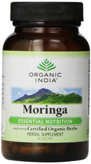 Organic Moringa Supplements Organic India  (10031604355)