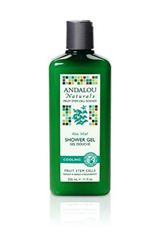 Cooling Shower Gel Personal Care Andalou Naturals  (10028716227)
