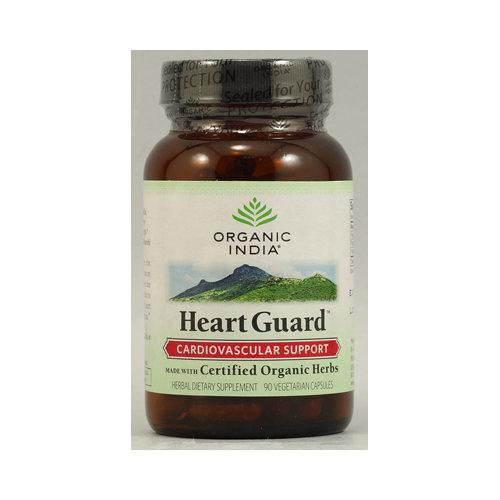 Heart Guard Supplements Organic India  (10031603139)
