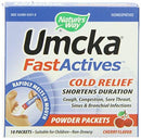 Umcka FastActives Cold Relief Supplements Natures Way  (10030202435)