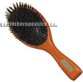 Natural Bristle Cushion Brush Personal Care Earth Therapeutics  (10029024003)
