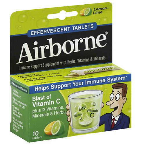 Airborne Effervescent Supplements Airborne  (10028663555)