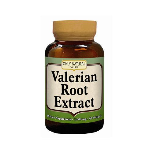 Valerian Root 1,000mg Supplements Only Natural  (10031598403)