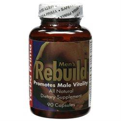 Mens Rebuild Capsules Supplements Yerba Prima  (10031995075)