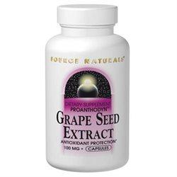 Proanthodyn Grape Seed Extract 200mg Supplements Source Naturals  (10031798915)