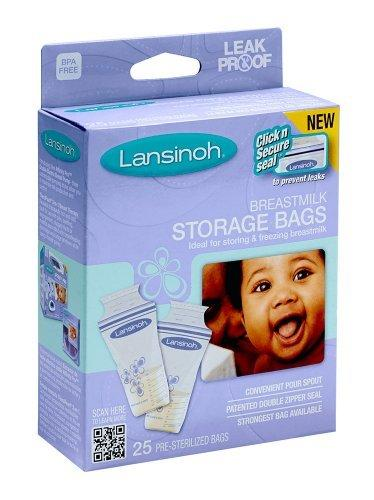 Breastmilk Storage Bags Health & Wellness Lansinoh  (10031218307)