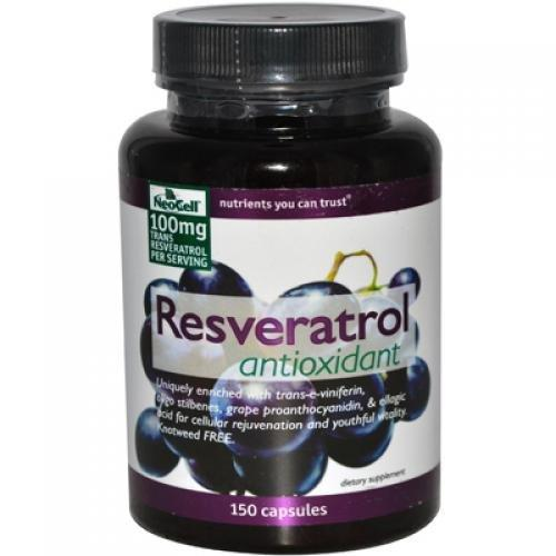Resveratrol Antioxidant Supplements NeoCell  (10031443139)