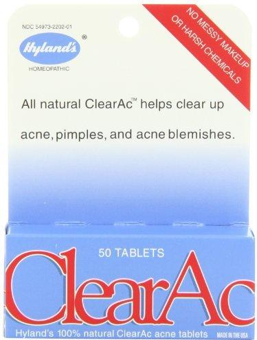 ClearAc Tablets Health & Wellness Hylands  (10031112131)
