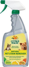 Pet Stain Remover Supplements Citrus Magic  (10028918723)