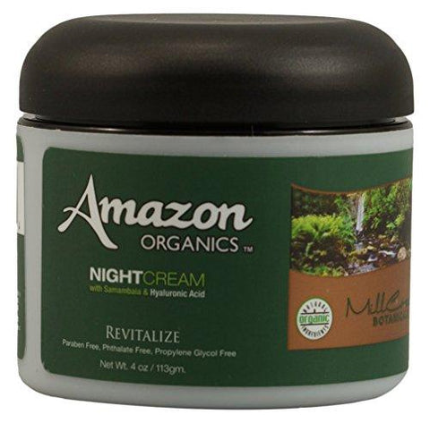 Amazon Organics Night Cream