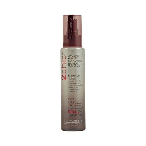 2Chic Flat Iron Styling Mist Personal Care Giovanni Organic Cosmetics  (10030985347)