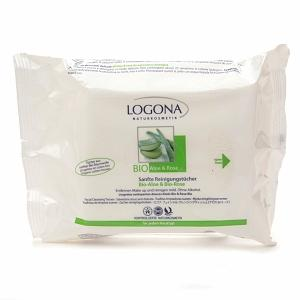 Facial Cleanse Tissues Personal Care Logona  (10031258051)