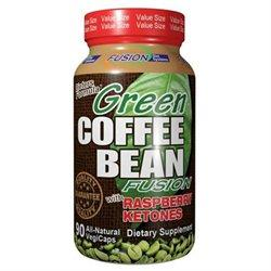 Green Coffee Bean Fusion w/Raspberry Ketones Supplements Fusion Diet Systems (Nutri-Fusion Systems)  (10030948099)