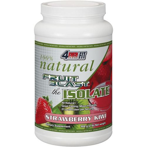 100% Natural Fruit Blast The Isolate Supplements 4Ever Fit  (10028638275)