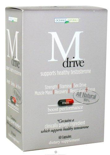 M-Drive Health & Wellness/Sexual Health Oceanus Naturals  (10031575747)