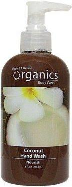 Organics Hand Wash Personal Care Desert Essence  (10028969667)