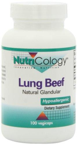 Lung Beef Natural Glandular Supplements Nutricology  (10031568131)