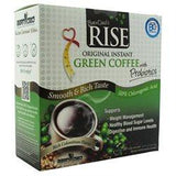 Rise Green Coffee with Probiotics