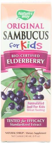 Sambucus for Kids Health & Wellness Natures Way  (10030198979)