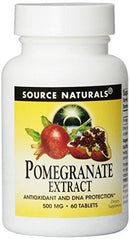 Pomegranate Extract Supplements Source Naturals  (10031796419)