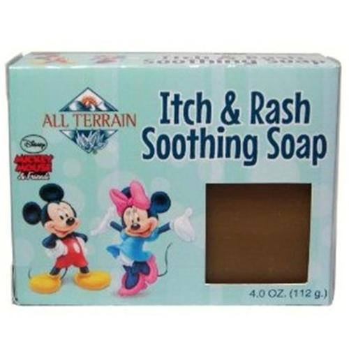 Mickey Minnie Mouse Itch & Rash Soothing Bar Health & Wellness All Terrain  (10030513859)