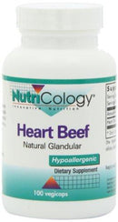 Heart Beef Natural Glandular Supplements Nutricology  (10031568003)
