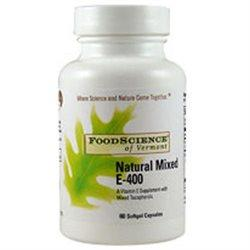 Natural Mixed E-400 Supplements Foodscience Labs  (10030933251)