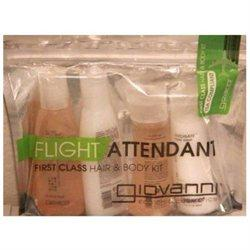 Flight Attendant First Class Hair & Body Kit Personal Care Giovanni Organic Cosmetics  (10030986115)
