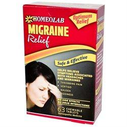 Migraine Relief Supplements Homeolab USA  (10031096323)